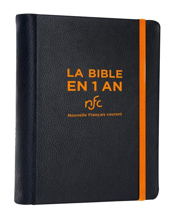 LA BIBLE EN 1 AN NFC AVEC DC