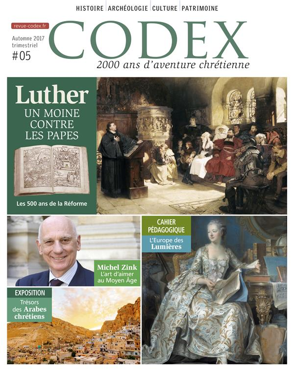 LUTHER CODEX N5