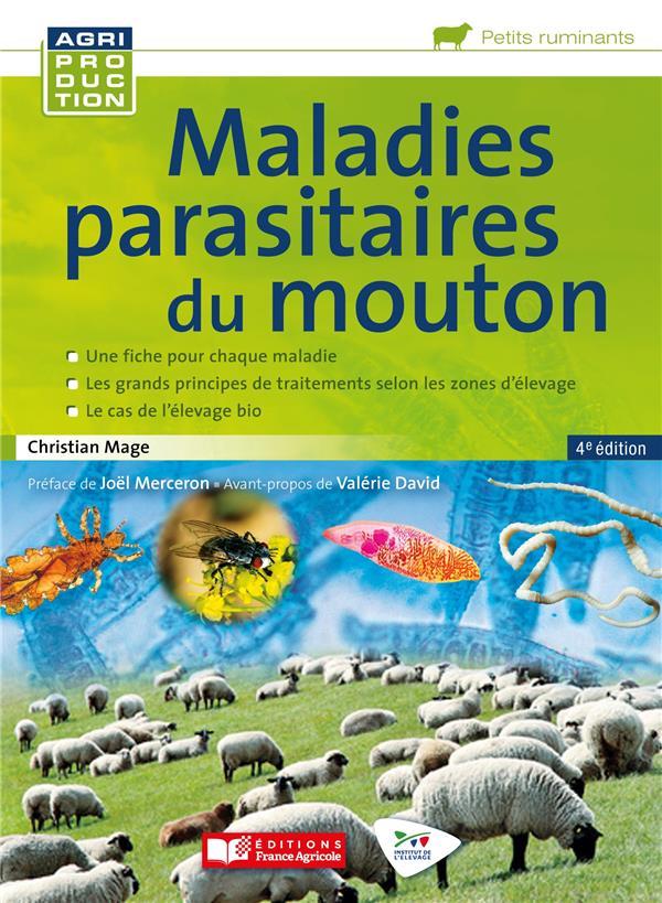 MALADIES PARASITAIRES DU MOUTON - 4E ED.