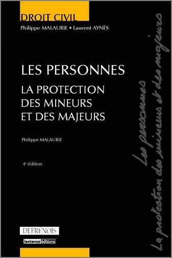 PERSONNES, LA PROTECTION DES MINEURS ET DES MAJEURS (LES)