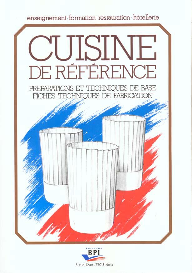 CUISINE DE REFERENCE MAINCENT - BROCHE