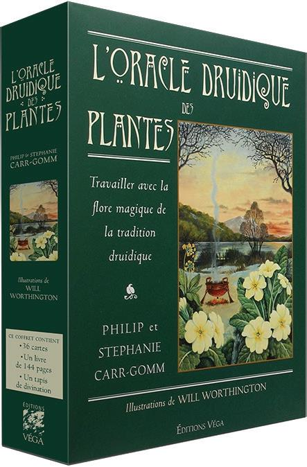 L'ORACLE DRUIDIQUE DES PLANTES