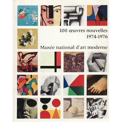 CENT OEUVRES NOUV 74-76