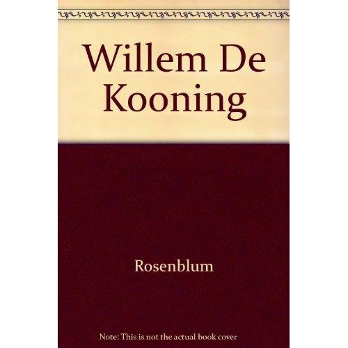 DE KOONING (WILLEM) DONT 90 EN COULEUR