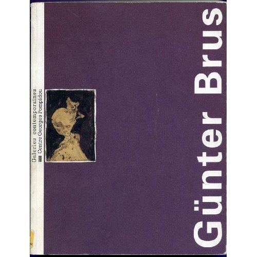 GUNTHER BRUS - - MONOGRAPHIES BILINGUE FRANCAIS/ANGLAIS