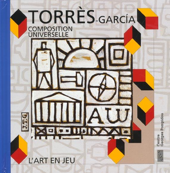JOAQUIN TORRES-GARCIA, COMPOSITION UNIVERSELLE - - ATELIER DES ENFANTS