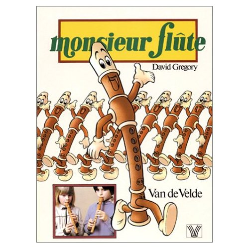 GREGORY MONSIEUR FLUTE