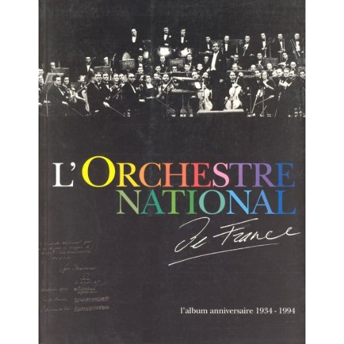 CANTAGREL GILLES ORCHESTRE NATIONAL DE
