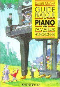 MAGNE GUIDE PRATIQUE DU PIANO