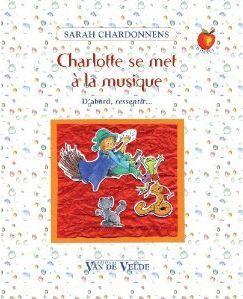 CHARDONNENS CHARLOTTE SE MET A LA