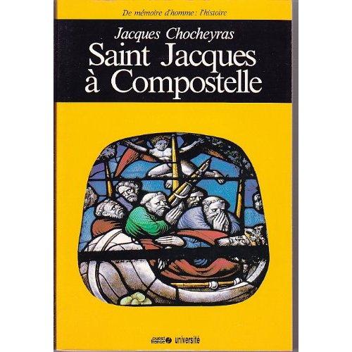 ST JACQUES A COMPOSTELLE