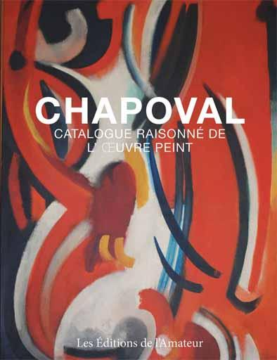 YOULA CHAPOVAL CATALOGUE RAISONNE