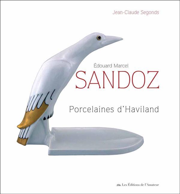 EDOUARD MARCEL SANDOZ-PORCELAINES D'HAVILAND