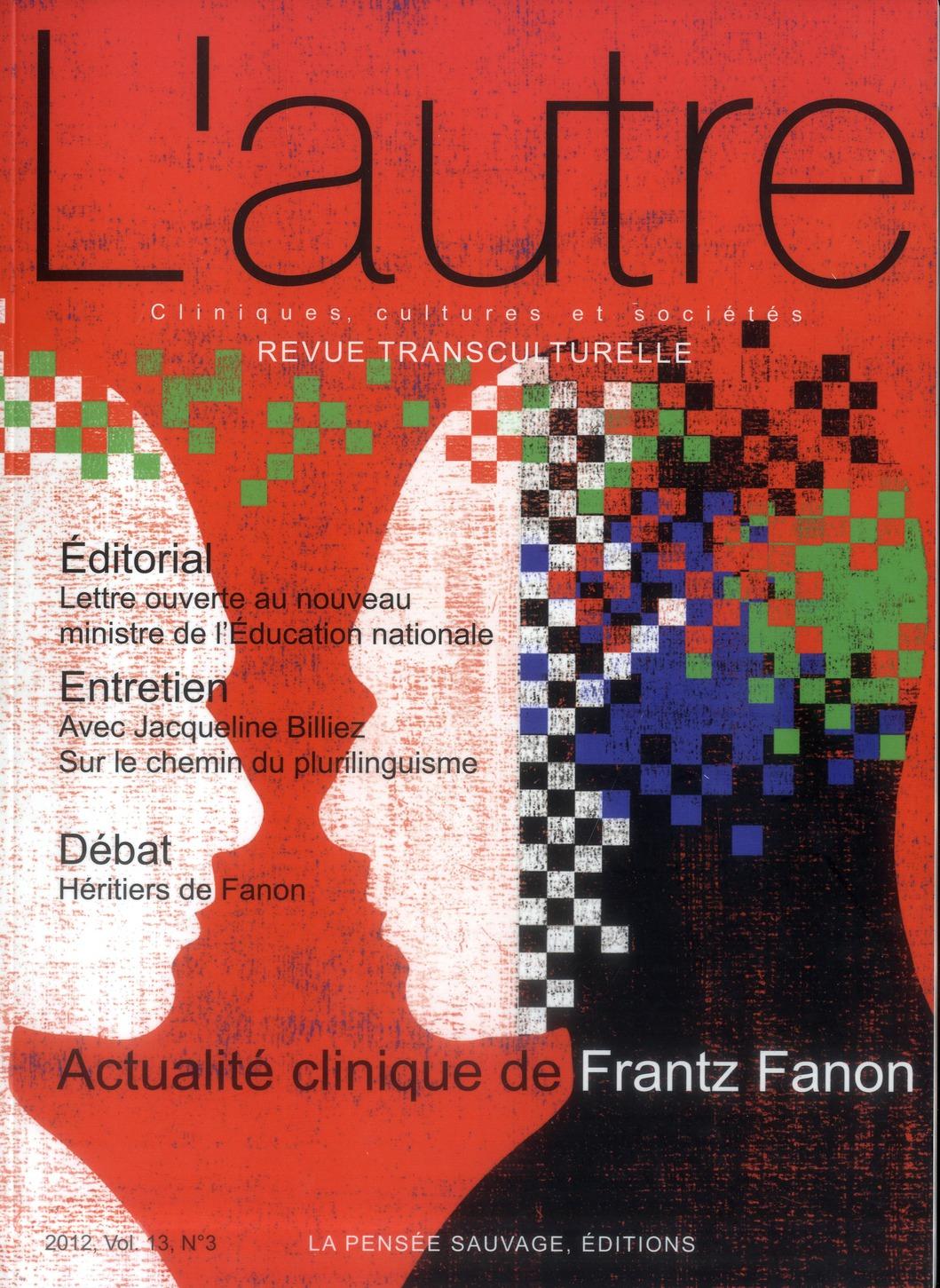 ACTUALITE CLINIQUE DE FRANTZ FANON