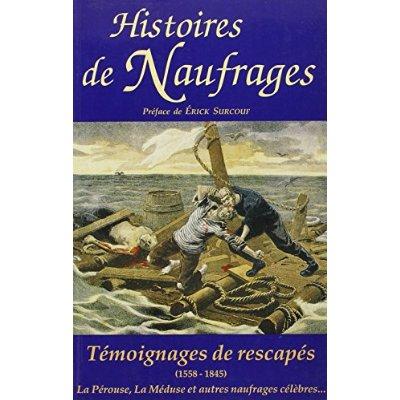 HISTOIRES DE NAUFRAGES