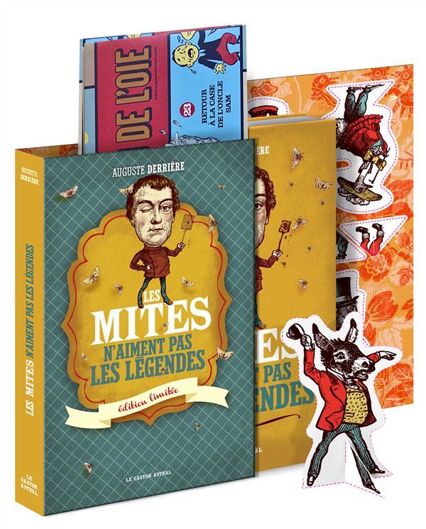 MITES N'AIMENT PAS LES LEGENDES (EDITION LIMITEE) (LES)