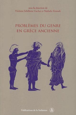 PROBLEMES DU GENRE EN GRECE