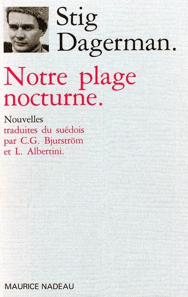 NOTRE PLAGE NOCTURNE