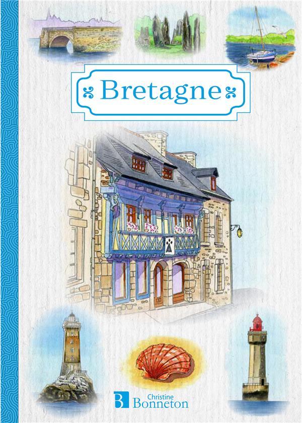 CARNET DE NOTES BRETAGNE