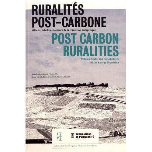 ESPACE RURAL ET PROJET SPATIAL 7 - RURALITES POST-CARBONE