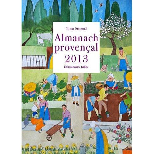 ALMANACH PROVENCAL 2013