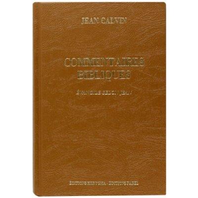 COMMENTAIRES BIBLIQUES. EVANGILE SELON JEAN