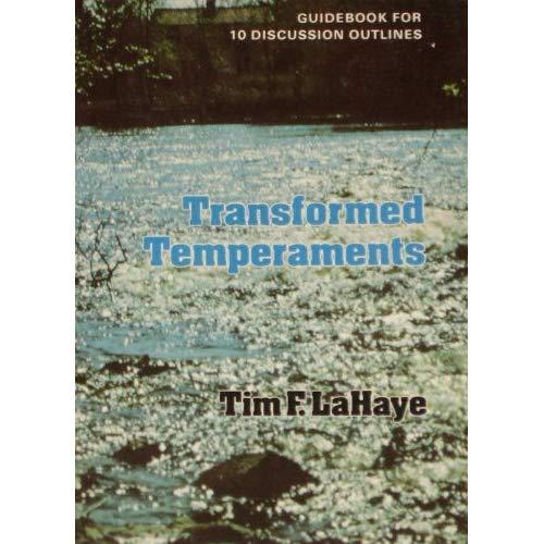 TEMPERAMENTS TRANSFORMES
