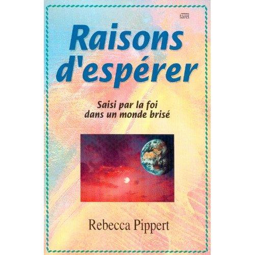RAISONS D'ESPERER