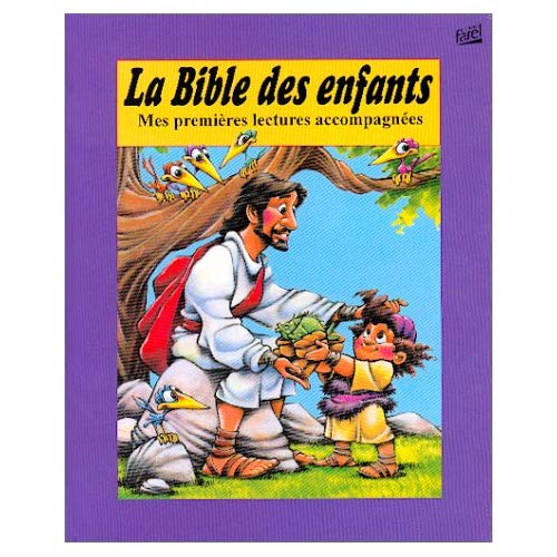 LA BIBLE DES ENFANTS