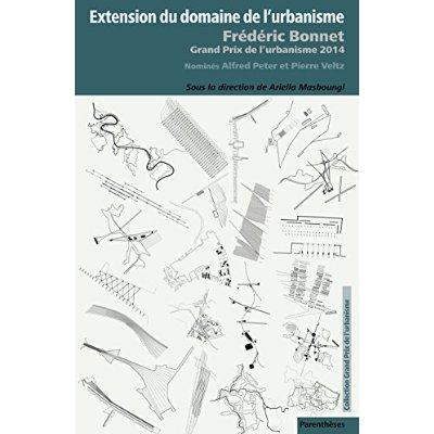 EXTENSION DU DOMAINE DE L'URBANISME - FREDERIC BONNET