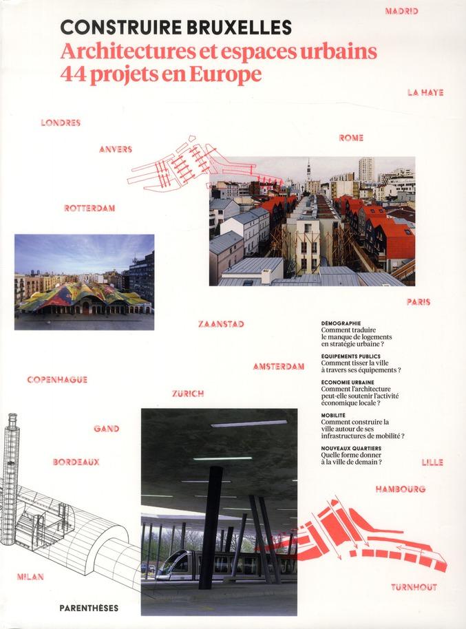 CONSTRUIRE BRUXELLES