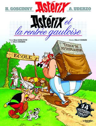 ASTERIX - ASTERIX ET LA RENTREE GAULOISE - N 32