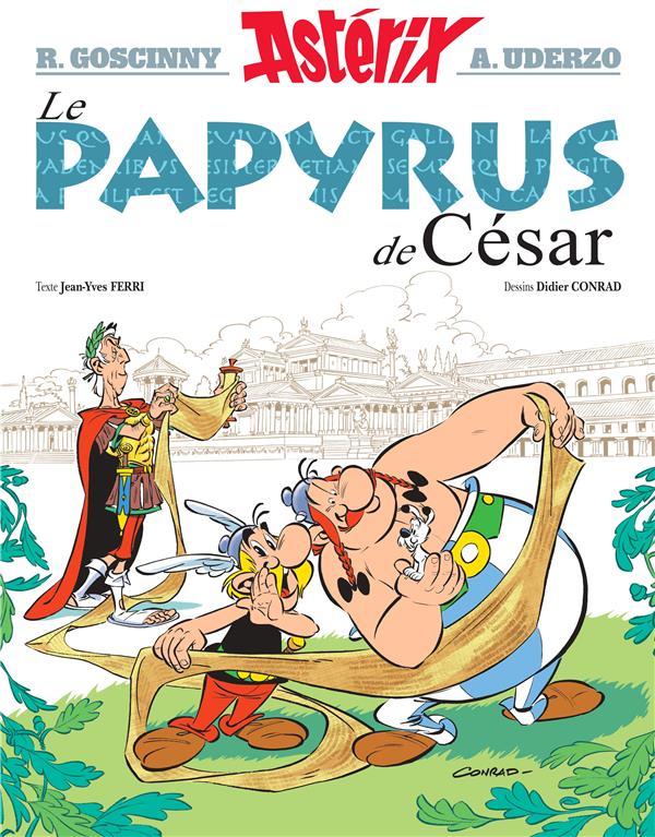 ASTERIX - LE PAPYRUS DE CESAR - N 36