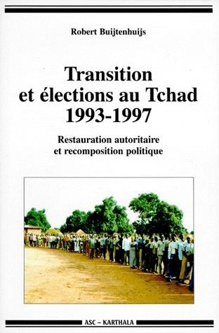TRANSITION ET ELECTIONS AU TCHAD 1993-1997