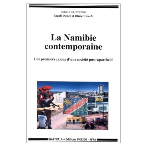 NAMIBIE CONTEMPORAINE