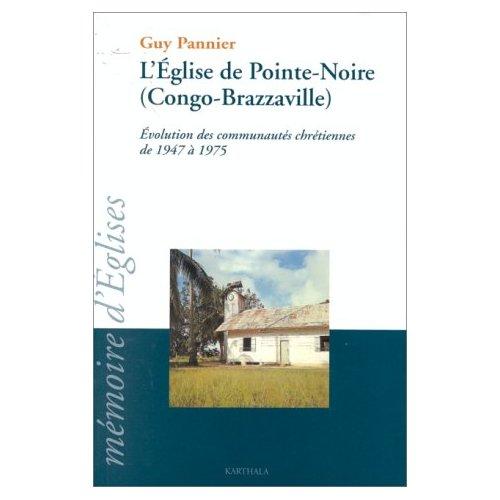EGLISE DE POINTE-NOIRE (CONGO-BRAZZAVILLE)