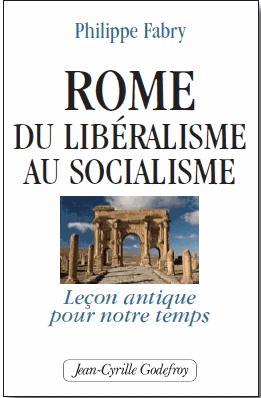 ROME DU LIBERALISME AU SOCIALISME
