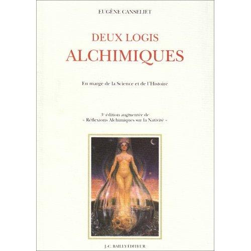 DEUX LOGIS ALCHIMIQUES