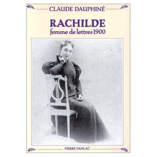 RACHILDE FEMME DE LETTRE 1900