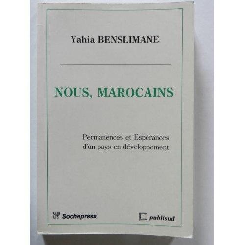 NOUS, MAROCAINS