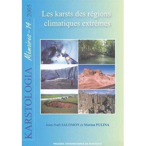 LES KARTS DES REGIONS CLIMATIQUES EXTREMES