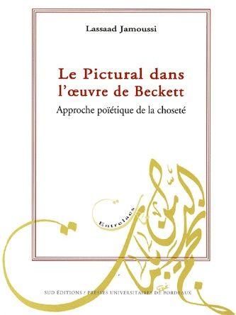 PICTURAL DANS L OEUVRE DE BECKETT