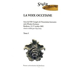 VOIX OCCITANE 2 VOLUMES