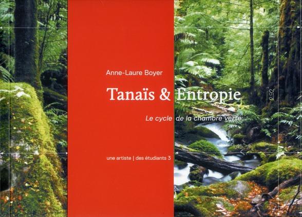 ANNE LAURE BOYER/TANAIS ET ENTROPIE