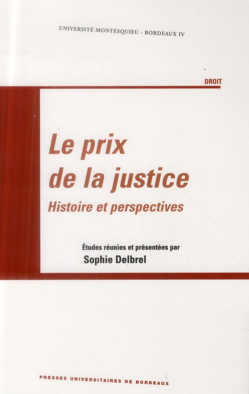 PRIX DE LA JUSTICE