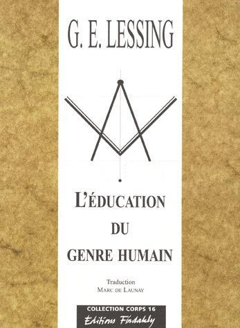 L'EDUCATION DU GENRE HUMAIN