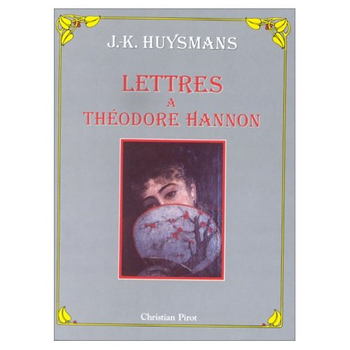 LETTRES A THEODORE HANNON