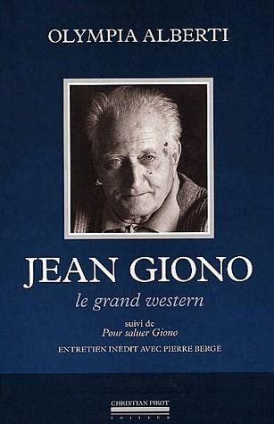 JEAN GIONO-LE GRAND WESTERN