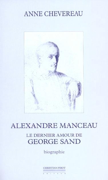 ALEXANDRE MANCEAU