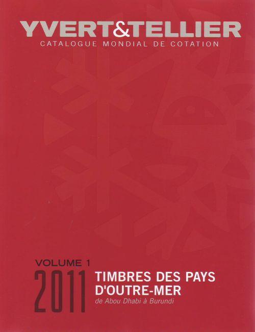 TIMBRES DES PAYS D OUTRE-MER VOLUME 1 DE A A BURUNDI 2011